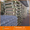 hot dipped galvanized storage metal cage factory in Nanjing ,China