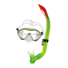 Professional Scuba Diving equipment diving set for kids(M9620+SN23)