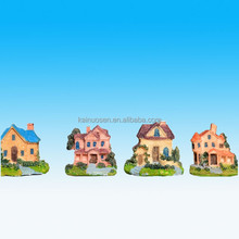 Resin Fairy House Arts Crafts Gift Decoration Creative Home Decoration
