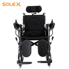 China Supplies Adjustable Aluminum Medical Luxury Mini Folding Wheelchair With Portable Armrest