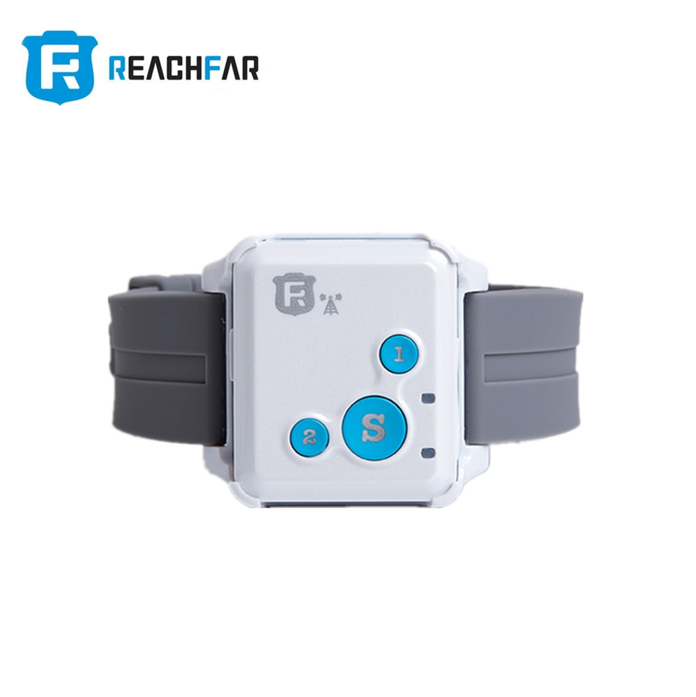 Hot Sale Kids GSM Wrist GPS Tracker Watch For Person Old Man & GPS Bracelet For Children
