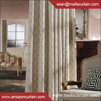 Latest curtain designs 2015 Best Home Fashion Room Darkening Blackout Moroccan Print Curtains