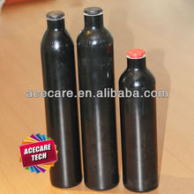2014 aluminum alloy cylinder, small gas cylinder for carbon dioxide