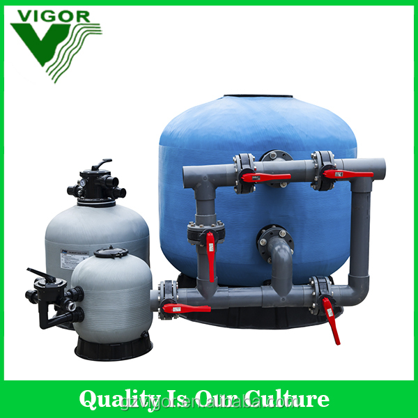 2016 Factory Popular swimming pool filtration plant /sand filter