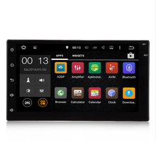 7003 Universal <strong>2</strong> Din Car Radio Android 8.<strong>1</strong> GPS Navigation WiFi Auto Audio Stereo MP3 Player FM RDS with Rear Camera
