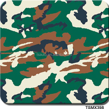 TSAUTOP 0.5M width camo and tree water transfer printing supplies