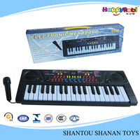 37 key multi-functional electric musical piano with microphone