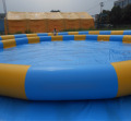 Big inflatable swimming pool/round inflatable pool for kids