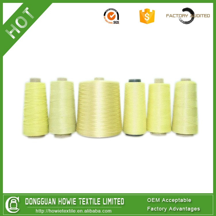 Abrasion-Resistant 100% para aramid kevlar thread uk