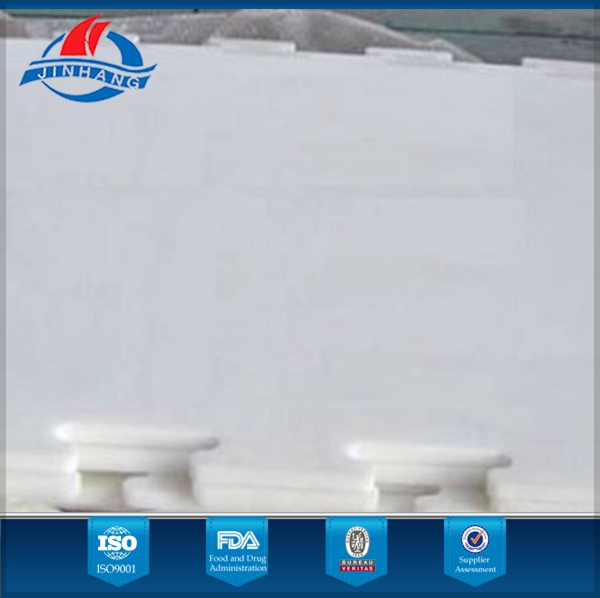 UHMWPE Plastic ice skating rink artificial ice block with roller skate rink