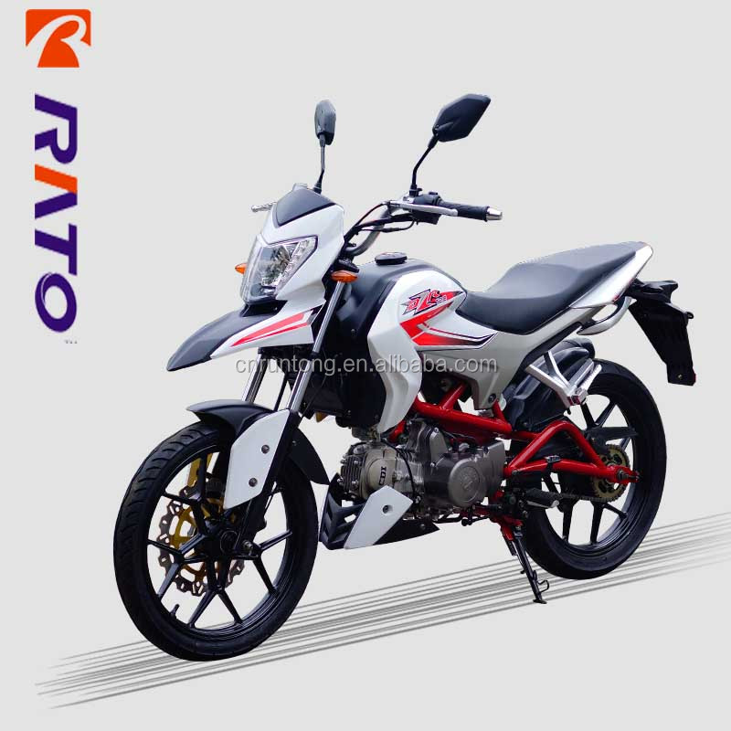 Good quality 125cc racing motorcycle dirt bike