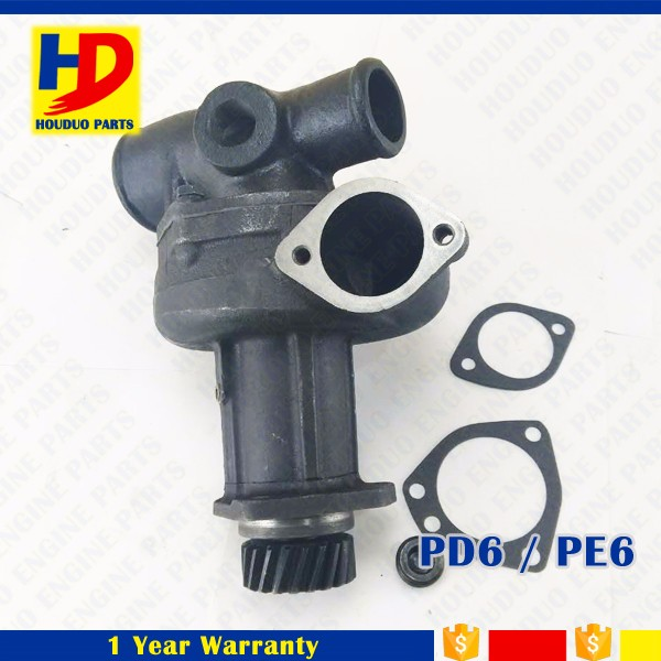 Engine Parts PD6 PE6 Water Pump For Nissan Engine Parts