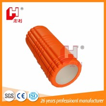 New coming exercise pliates grid custom hollow eva foam roller