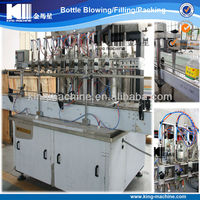 Automatic Oil Filling Machinery/Edible Oil Filler/Salad Oil Filling Machine