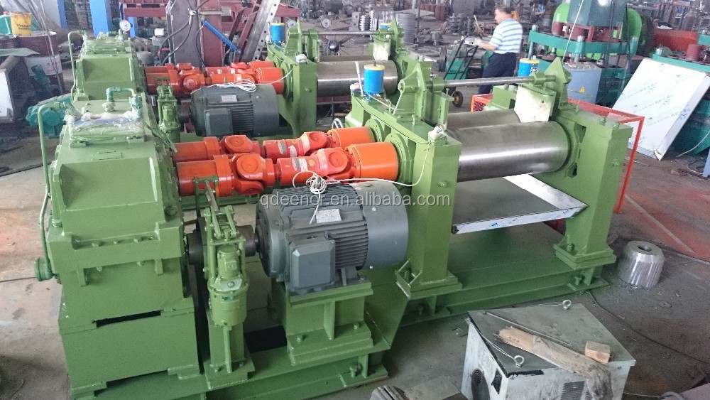 XK-450 Type Opening Mixer / Rubber Mixing Mill