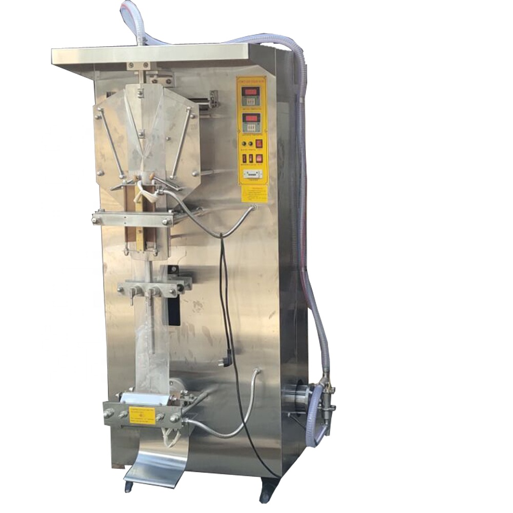 BK-<strong>W1000</strong> Automatic Liquid Juice Sachet bags pouch packager Filling Machine Pure Water Packing Machine