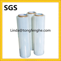LLDPE Wrapping Stretch Film For Pallet Packing With SGS