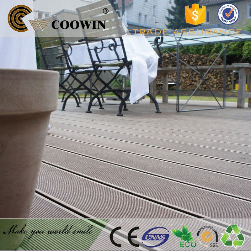 Coowin wood flooring planks garden
