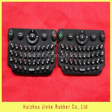2014 JK-16-55 China Manufacture High Quality Silicone Keypad,keypad ic for blackberry