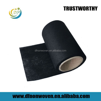 Activated carbon air filter media synthetic filter media carbon fiber material manufacturer from china