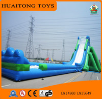 Giant Inflatable Water Slide For Sale Wave Water Slide HTHL-S002