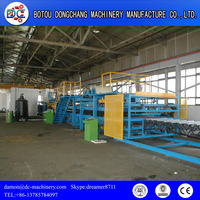 EPS Sandwich panel roll forming machine made in china