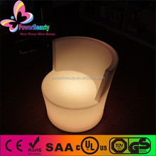 Home Furnitures Led Color Changing Home Sofa Funky Lighting Living Room Sofa