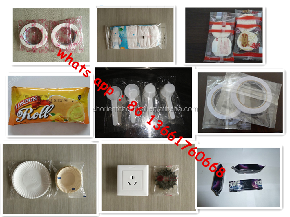 automatic Drinking Straw Pillow type plastic bag Packing Machine
