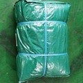 PE Tarpaulin for Lumber Firewood Cover