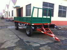 7CX-5T trailer axles agricultural use farm trailer with CE