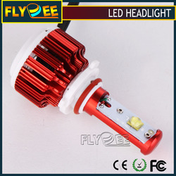 H7 HB3 HB4 H10 H8 H9 H11 40W 4800LM Turbo V16 Crees LED Headlight Conversion Kit