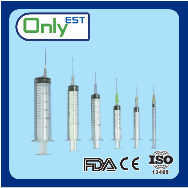 Alibaba ningbo supplier high quality disposable large plastic syringes 50ml