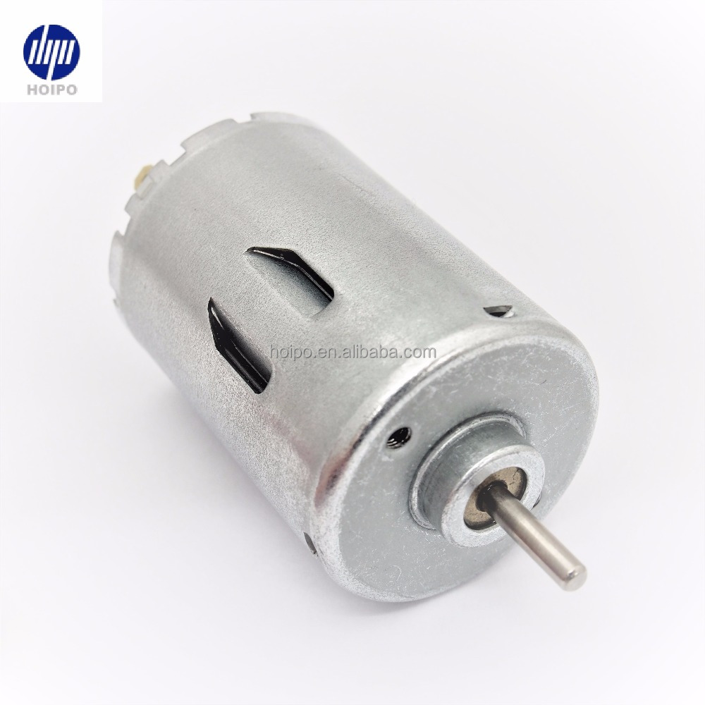 7.2V 12V DC micro 540 electric motor for toys, automative and power tools