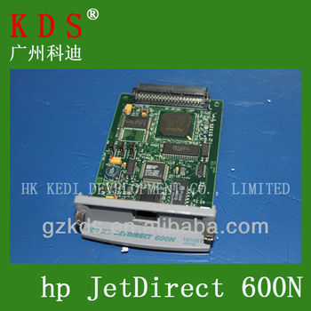 Printer spare parts for hp JetDirect 600N network card J3113A Printer spares
