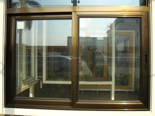 french interior aluminum sliding window in artristic On interior aluminum windows