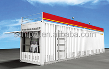 Refueling Container Station