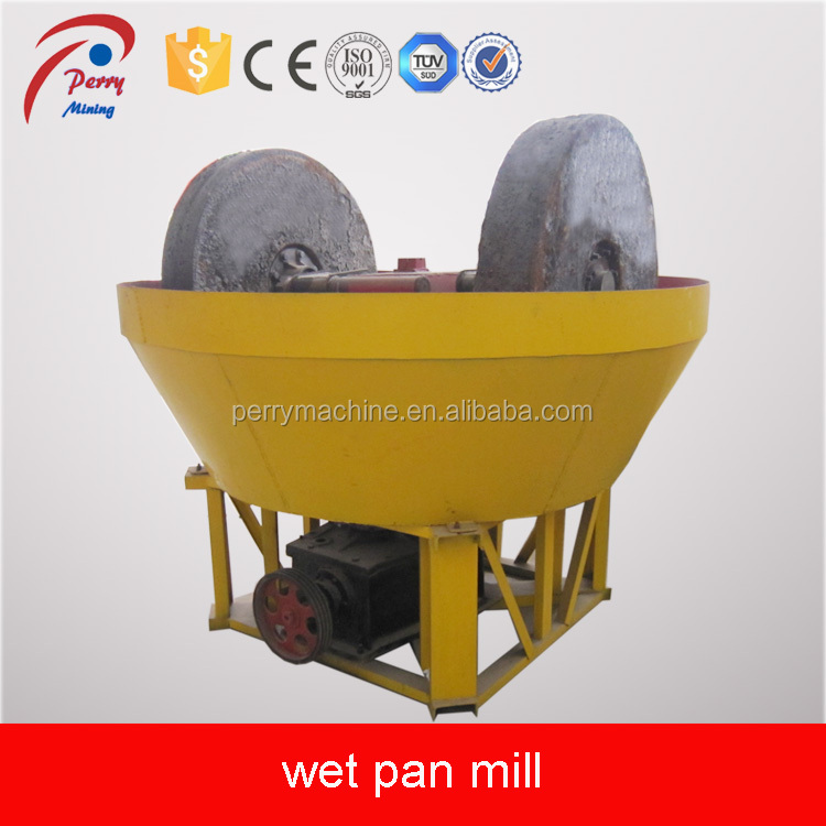 Small Scale Gold Grinding Mill for Sale