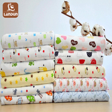 High quality comfortable Baby cloth used 100% cotton knitted fabric tube