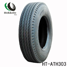 Hokkolo truck trailer tire cheap price airless trailer tire 11-22.5 for sale