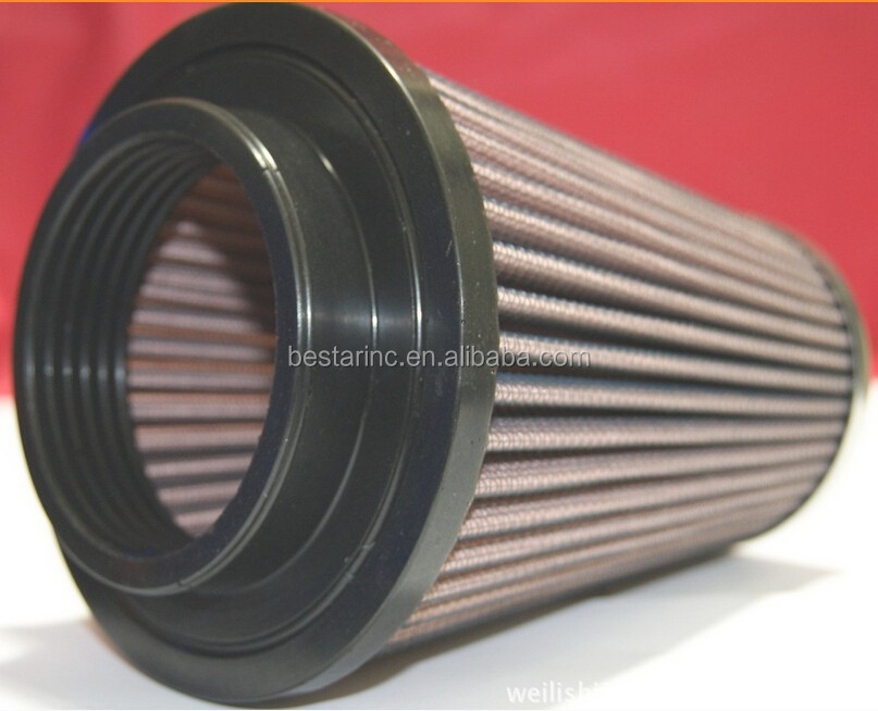High performance motorcycle air filter