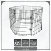"Wholesale 30"" Folding 8 Panels Fence Dog Playpen"