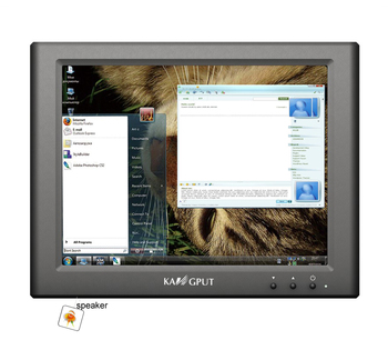 8 inch USB Monitor with Touch Function UM-82/C/T