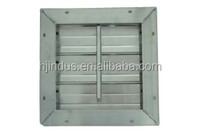 Wholesale square shutter window and air inlet for pig farming