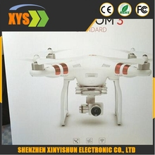 100% Original Dji Phantom 3 Standard High Quality FPV Camera Drone RC Helicopter with 2.7K HD Camera and 3-Axis Gimbal