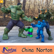 Resin material garden decor movie superhero life size hulk statue NTRS-CS754A