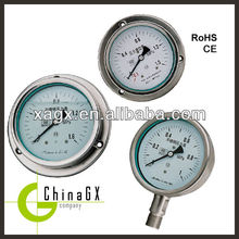 Oil filled price of pressure gauge