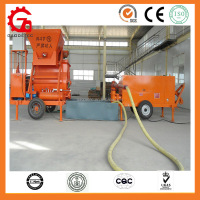 High pressure lightweight foam concrete pump