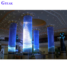 transparent cheap flexible led curtain price