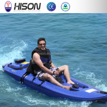 hison economic design Electrical hot sale jet canoe kayak
