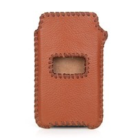 Manufacturer Wholesale Genuine Leather Mobile Phone cases for iPhone